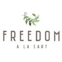 Logo for Freedom a la Cart.